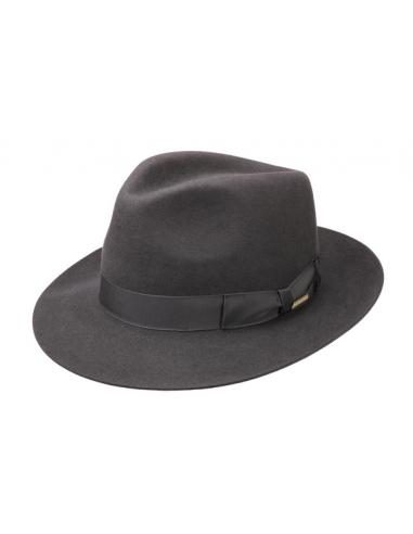 Stetson Chapeau Penn Bogart gris